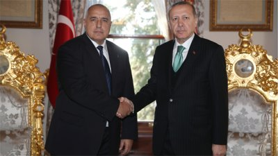 Борисов изпрати съболезнования на Ердоган