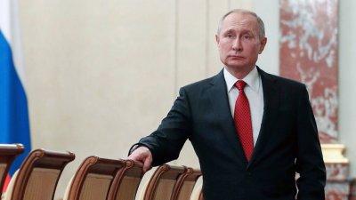 Путин внесе в парламента промените в конституцията