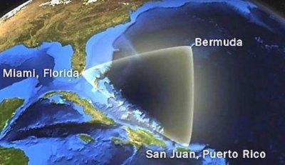 "Бермудският триъгълник ""премества"" подводница"