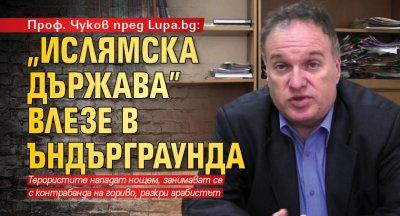"""Проф. Чуков пред Lupa.bg: """"Ислямска държава"""" влезе в ъндърграунда"""