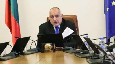 Борисов вика спешно трима министри за коронавируса