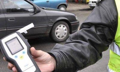 Полицията хвана автокрадец с рекордните 4,62 промила