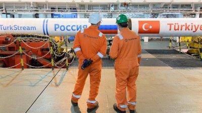 """Москва пусна 500 млн. куб. м газ по """"Турски поток"""" до България"""