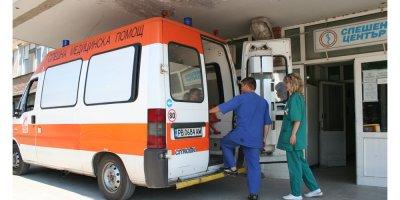 Пациент се нахвърли на лекар в София