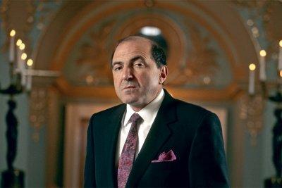 Руският олигарх Борис Березовски (1946-2013)