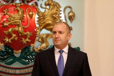 Радев: Борисов го чака служебен кабинет