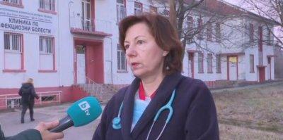 Изследваният за коронавирус украинец е по-добре