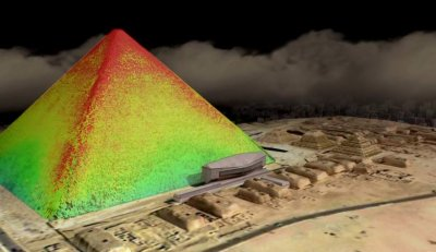 Хеопсовата пирамида е генератор