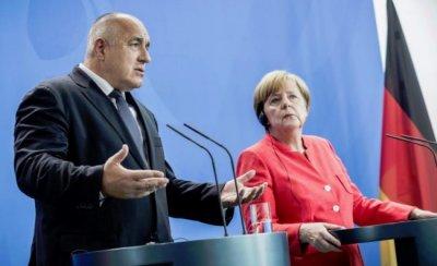 Борисов към Меркел за терора: Трябва да се борим заедно