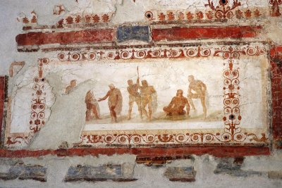 Откриха гроба на основателя на Рим