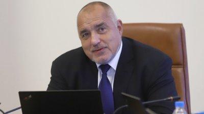 Борисов: Приемам критиката, но не и лъжата