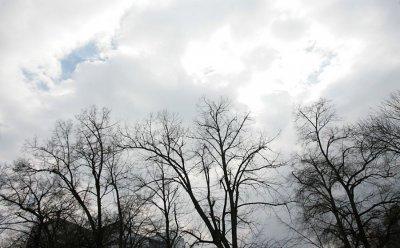 Облачен петък, на отделни места ще превалява слаб дъжд