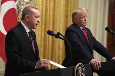 Рамо до рамо: Тръмп и Ердоган работят по разрешаването на ситуацията в Идлиб