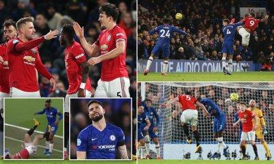 Юнайтед отупа отново Челси, вкара им общо 6 за първенство