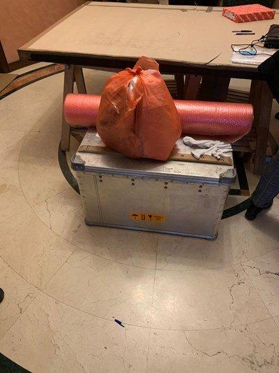 """Фондация """"Тракия"""": Изземват законни предмети в опаковъчно фолио"""