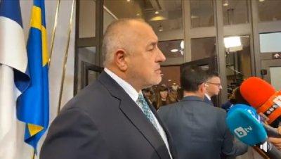Борисов обясни защо евробюджетът се закучи(ВИДЕО)