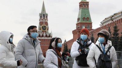Русия не пуска китайци заради коронавируса