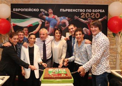 Гриша Ганчев вдигна банкет за борците
