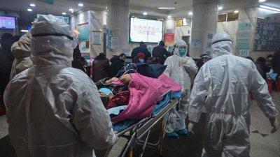 Китаец повторно се зарази с новия коронавирус