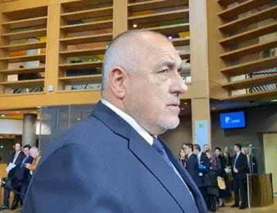 Борисов за Радев: Обединителят на нацията да преценява с кого тръгва на поход