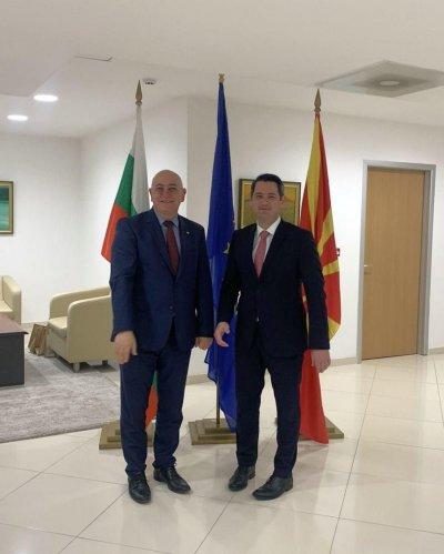 Затваряме границата със Северна Македония