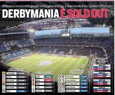1 милион зрители: Най-гледаният отбор в Италия гостува в Разград!
