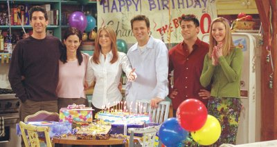 """16 години по-късно: """"Приятели"""" отново заедно за един епизод"""