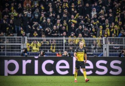 Борусия Дортмунд нашамари ПСЖ в исторически за Хааланд мач (ВИДЕО)