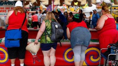 Все по-дебели: Броят на затлъстелите американци се е увеличил 10 пъти