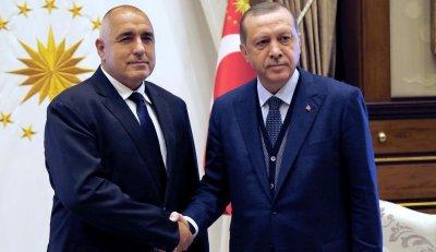 Борисов и Ердоган обсъдиха инфарктната ситуация с бежанците