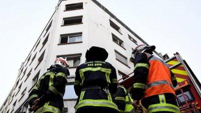 Пожарът в Страсбург вероятно е умишлен