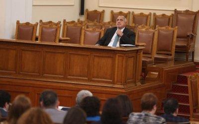 Бойко: Държавата ще дотира издаването на вестници