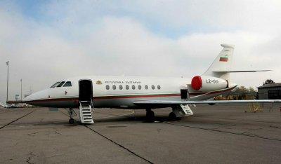 Правителството се отказа от покупката на нов самолет