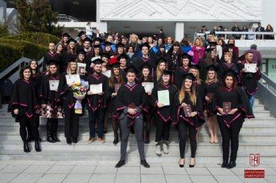 130 студенти се дипломираха в ЮЗУ