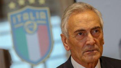 Шефът на италианския футбол: Интер - Лудогорец без публика!
