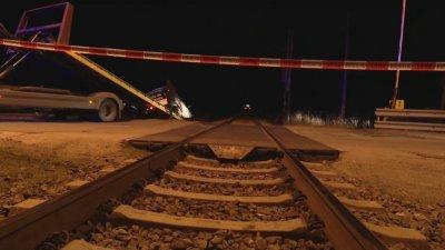 Жена загина при влакова катастрофа