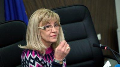Аврамова: Тол системата тръгва на 1 март