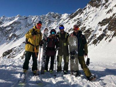 Елитът на световния фрийрайд в ските и сноуборда мери сили в Банско