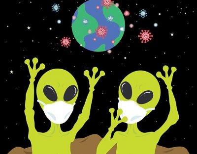 Коронавирусът долетял от Космоса