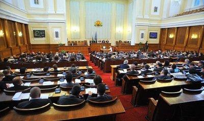 Напредък: Парламентът одобри заглавието на Закона за извънредното положение