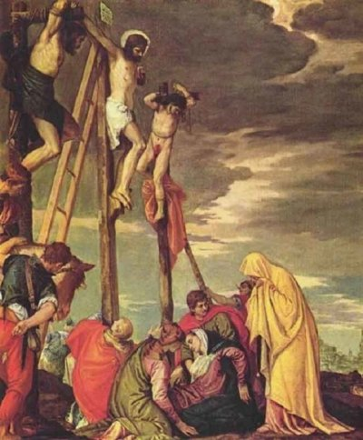 Мъртви излизат от гробовете в часа на Разпятието