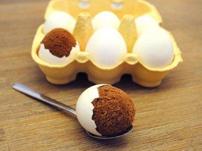 Великден с Lupa.bg: Шоколадови мъфини в черупка