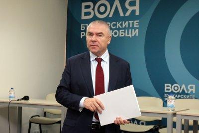 """Веселин Марешки алармира: Опитват се да спрат """"ВОЛЯ"""""""