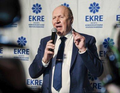 Новото правителство на Естония встъпи в длъжност