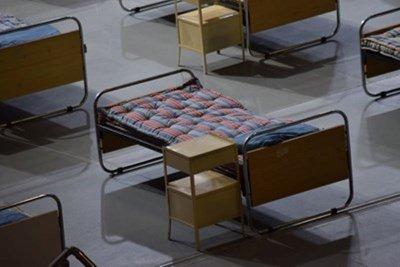 """Ето как изглежда военнополевата болница в """"Колодрума"""""""