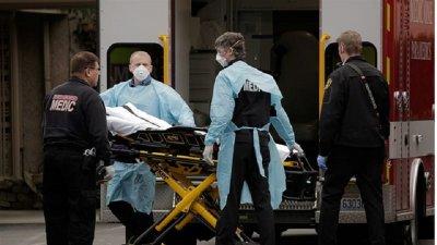 1041 жертви на вируса в САЩ
