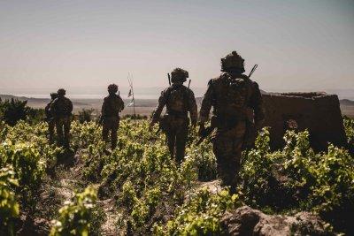 Военни на НАТО в Афганистан с коронавирус
