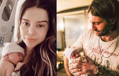 Честито: Марън Морис роди момче