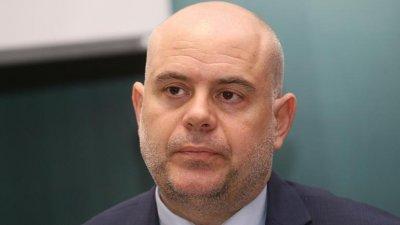 Главният прокурор Иван Гешев по повод Закона за извънредното положение