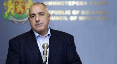 Бойко Борисов скърби за министър на Саркози